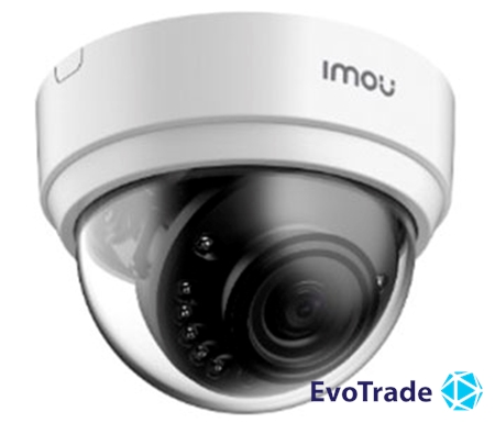 Изображение 2Мп купольная Wi-Fi видеокамера Imou Dahua IPC-D22P