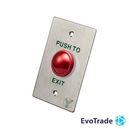 Кнопка выхода Yli Electronic PBK-817C-AL(R)