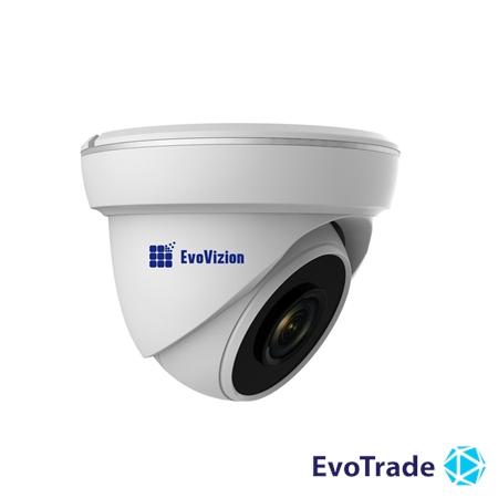 Проводная купольная монофокальная AHD камера EvoVizion AHD-625-200-M