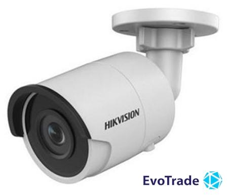 Зображення 5Мп IP видеокамера Hikvision c детектором лиц и Smart функциями Hikvision DS-2CD2055FWD-I (2.8 мм)