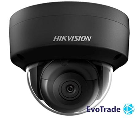 Изображение 8Мп IP видеокамера с ИК подсветкой Hikvision DS-2CD2183G0-IS (2.8 мм) черная