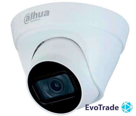 Зображення 2Mп IP видеокамера c ИК подсветкой Dahua DH-IPC-HDW1230T1P-S4 (2.8мм)