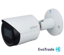 Изображение Dahua DH-IPC-HFW2531SP-S-S2 (3.6мм) 5 Mп IP видеокамера