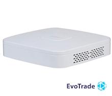 Зображення Dahua DHI-NVR4108-8P-4KS2/L 8-канальный Smart 4K NVR c PoE коммутатором на 8 портов