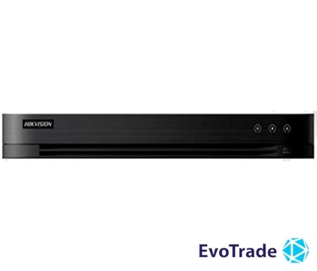 Зображення 4-канальный Turbo HD видеорегистратор Hikvision DS-7204HTHI-K1