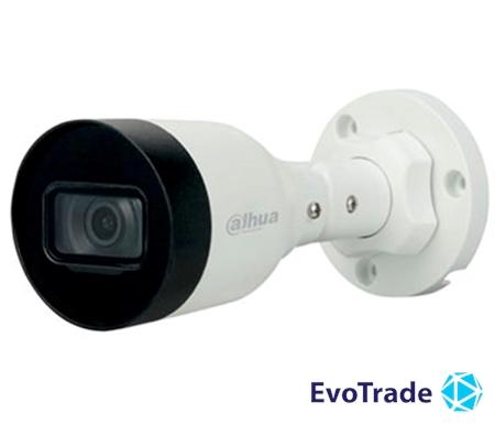 Зображення 2Mп IP видеокамера с ИК подсветкой Dahua DH-IPC-HFW1230S1P-S4 (2.8мм)