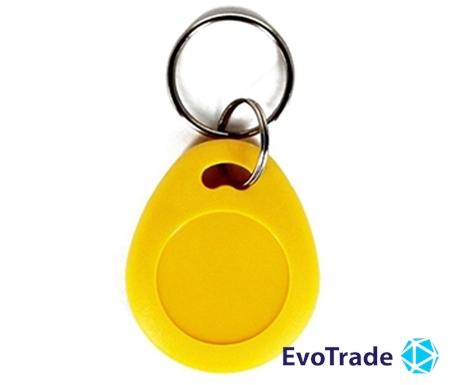 Зображення RFID брелок Viatec RFID KEYFOB EM-Yellow