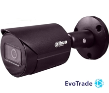 Изображение Dahua DH-IPC-HFW2531SP-S-S2-BE (2.8 мм) 5Mп Starlight IP видеокамера с ИК подсветкой