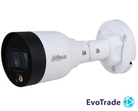 Зображення 2Mп IP видеокамера Dahua c LED подсветкой Dahua DH-IPC-HFW1239S1P-LED-S4 (2.8 мм)