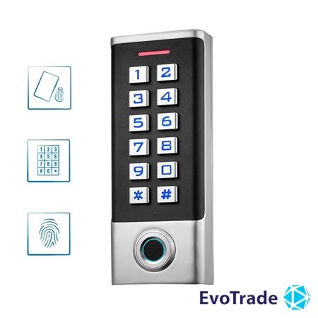Биометрический считыватель EvoVizion AC807EM-W