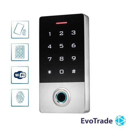 Биометрический считыватель EvoVizion AC907EM-W(WIFI)