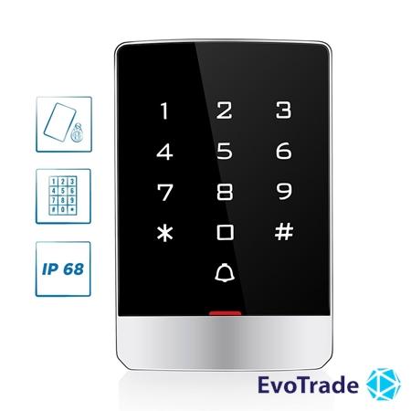 Считыватель с кодовой клавиатурой EvoVizion AC905EM-W
