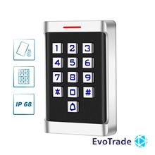 Считыватель с кодовой клавиатурой EvoVizion AC806EM-W