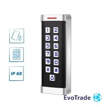Считыватель с кодовой клавиатурой EvoVizion AC805EM-W