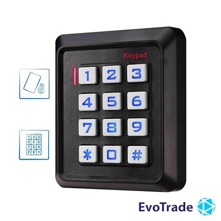 Считыватель с кодовой клавиатурой EvoVizion AC301EM