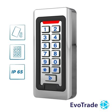 Считыватель с кодовой клавиатурой EvoVizion AC402EM