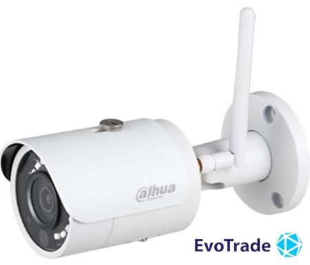 Зображення 2Mп IP видеокамера Dahua c Wi-Fi Dahua DH-IPC-HFW1235SP-W-S2 (2.8 мм)