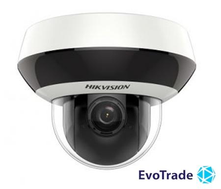 Зображення 4 Мп IP PTZ видеокамера Hikvision с ИК подсветкой Hikvision DS-2DE2A404IW-DE3 (2.8-12 мм)(C)
