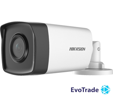 Изображение 2 Мп Turbo HD видеокамера Hikvision DS-2CE17D0T-IT5F (6 мм)