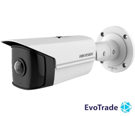 Изображение 4 Мп IP видеокамера Hikvision с ультра-широким углом обзора Hikvision DS-2CD2T45G0P-I