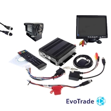 Комплект видеонаблюдения на транспорт EvoVizion avtokit-1 TV