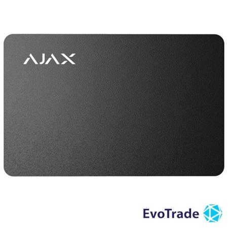 Ajax Pass black карта для пропуска системы охраны Ajax